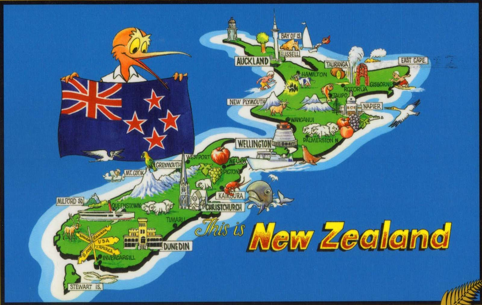 New-Zealand-travel-map
