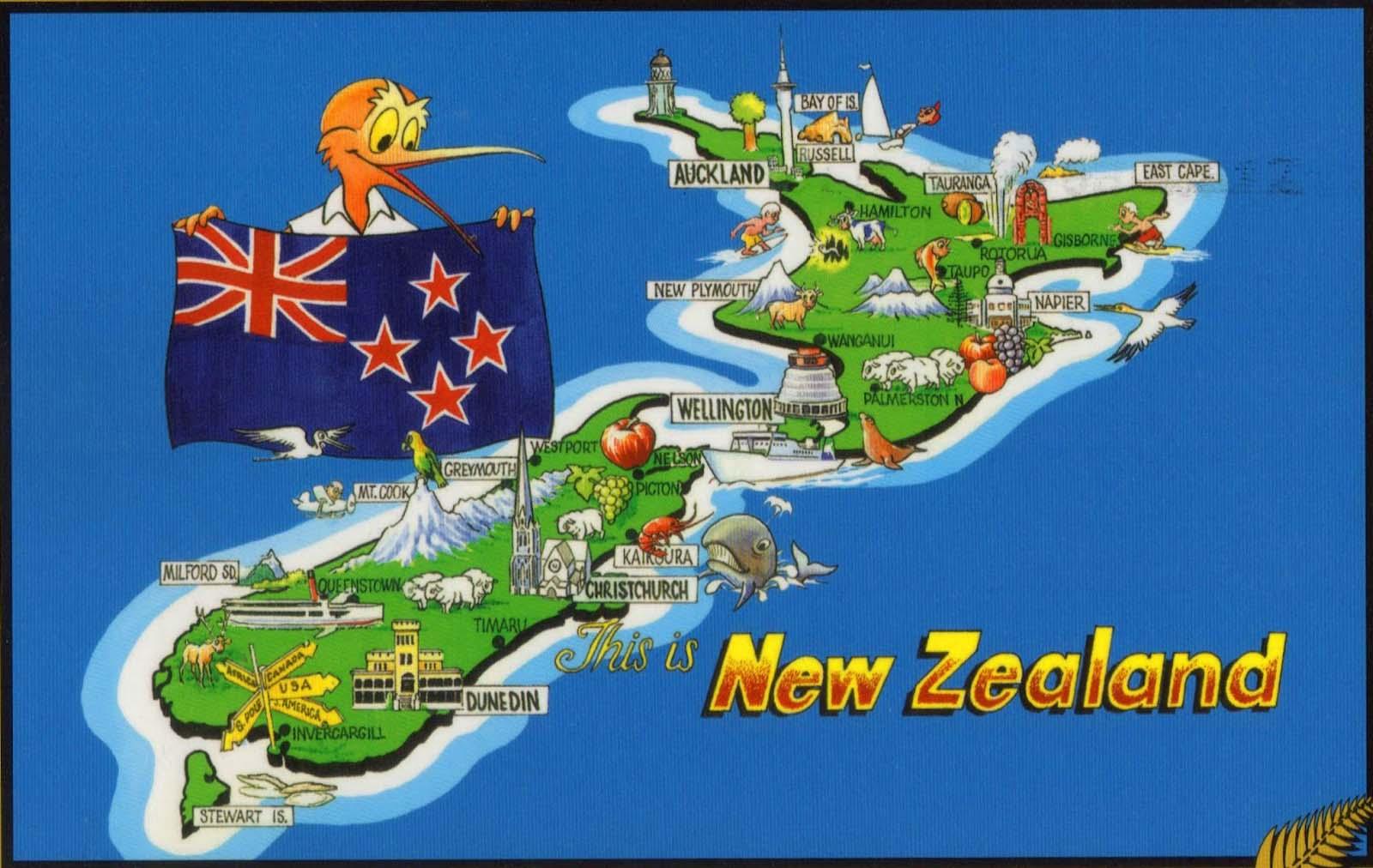 New-Zealand-travel-map